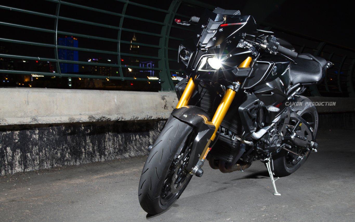 Yamaha MT-10 Carbon của biker Sài thành - 6