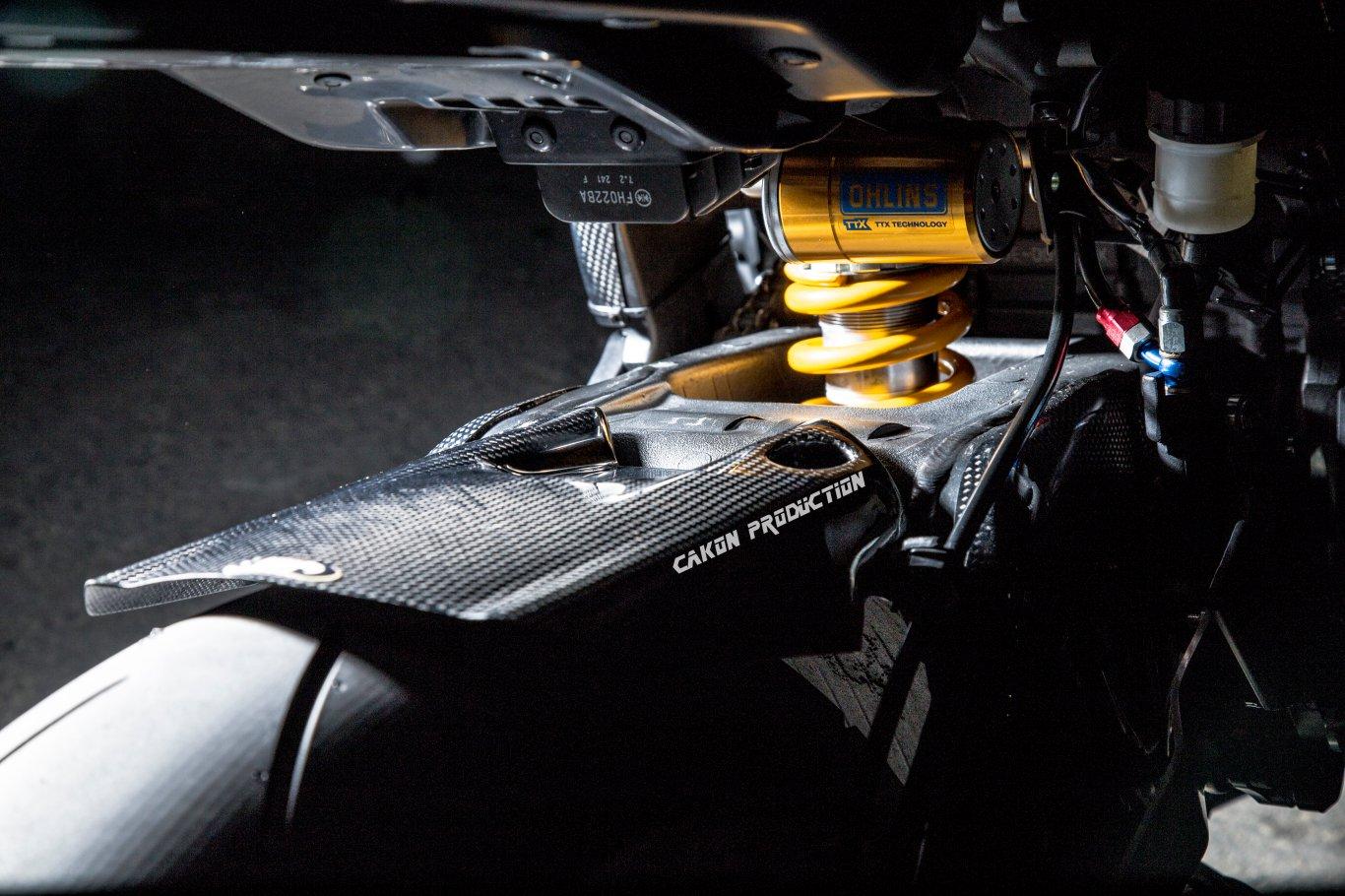 Yamaha MT-10 Carbon của biker Sài thành - 4