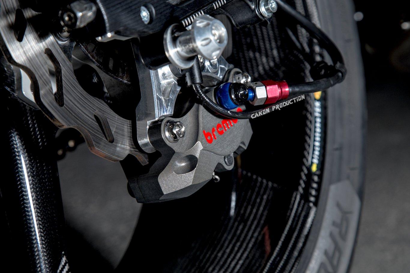 Yamaha MT-10 Carbon của biker Sài thành - 5