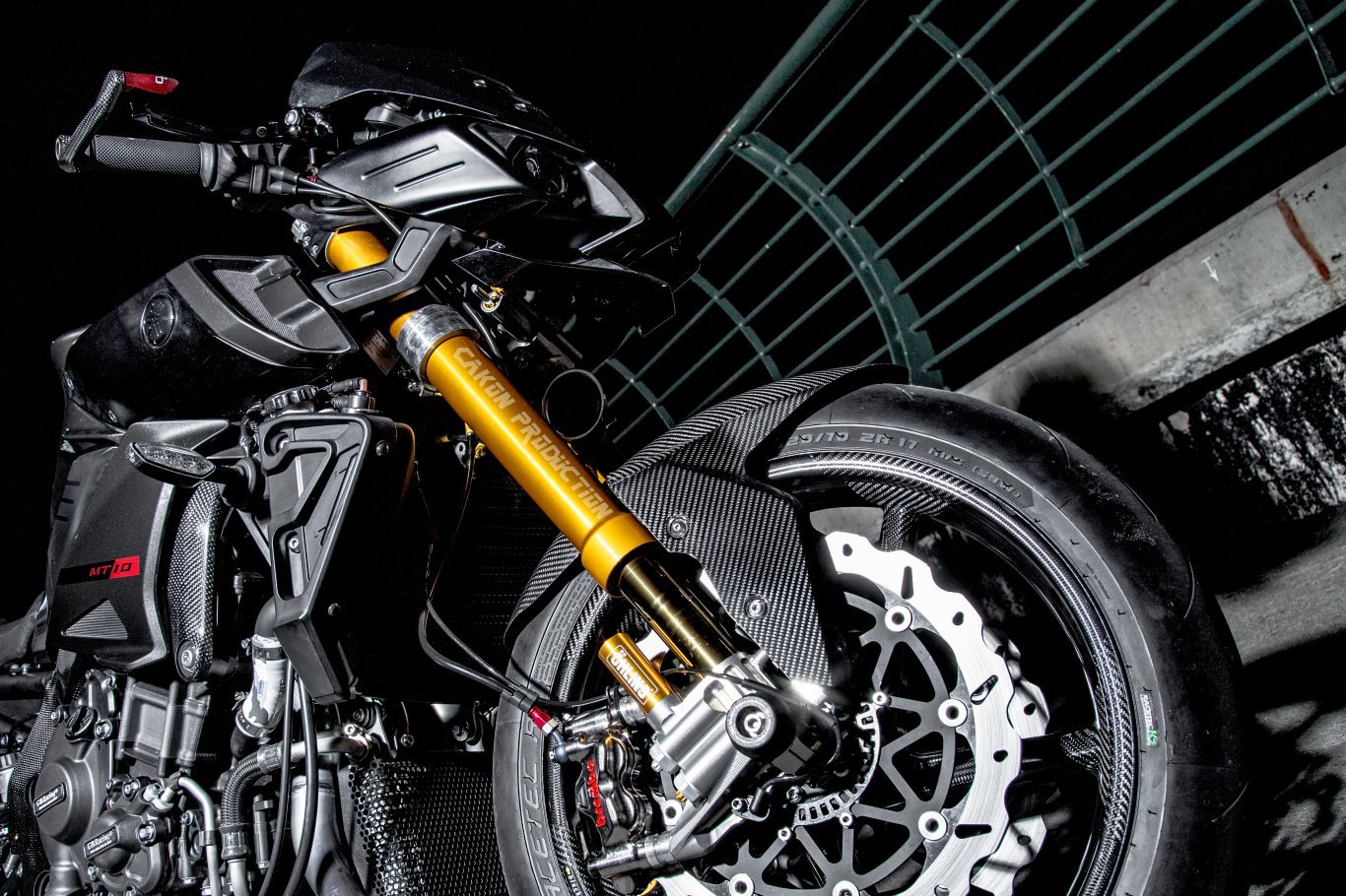 Yamaha MT-10 Carbon của biker Sài thành - 1