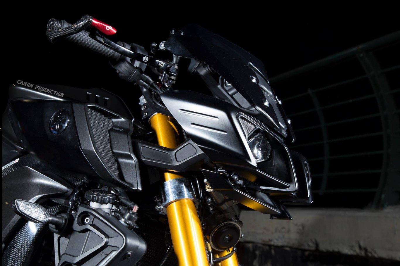 Yamaha MT-10 Carbon của biker Sài thành - 8