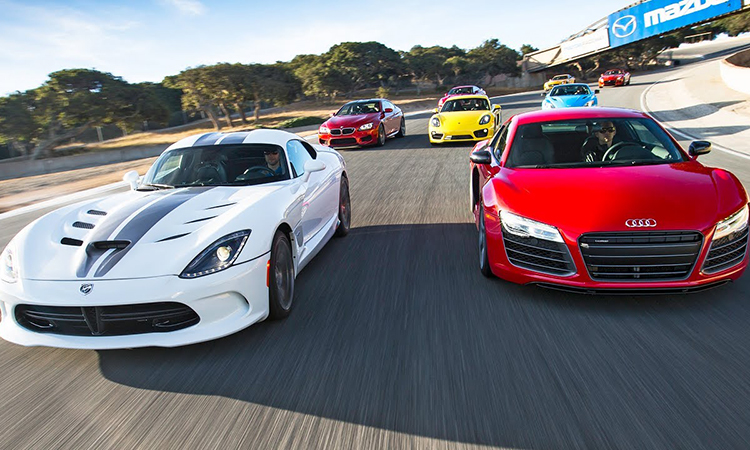 Picking the 2013 Best Driver's Car!