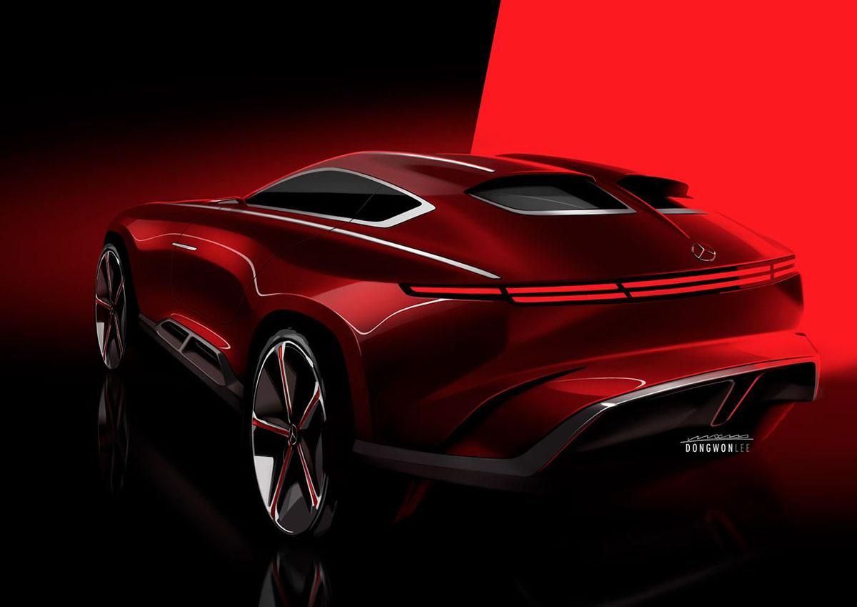 Mercedes Maybach Sắp Tung Mẫu Suv Coupe Sieu Sang