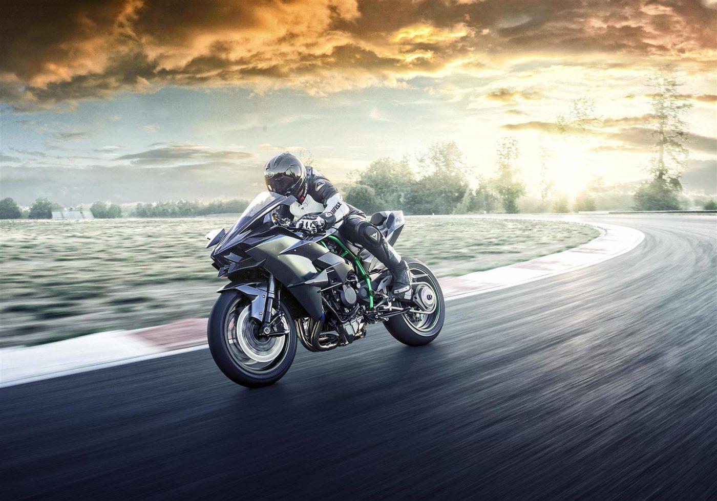 Kawasaki Ninja H2 H2 Carbon Và H2r 2019 Ra Mắt Giá 114 Tỉ đồng