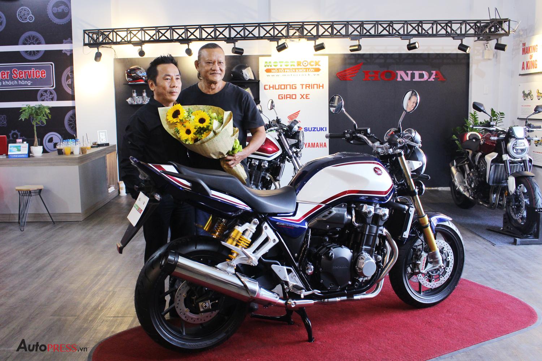 Honda Cb1300 Super Four Sp 2019 đầu Tien Về Việt Nam Gia 488 Triệu đồng