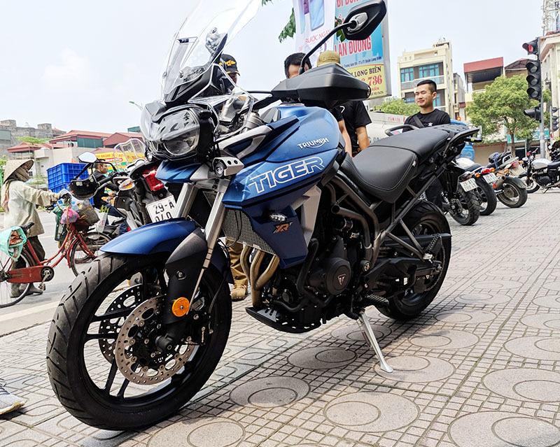 Những mẫu mô tô xe máy ra mắt Việt Nam trong tháng 11/2020