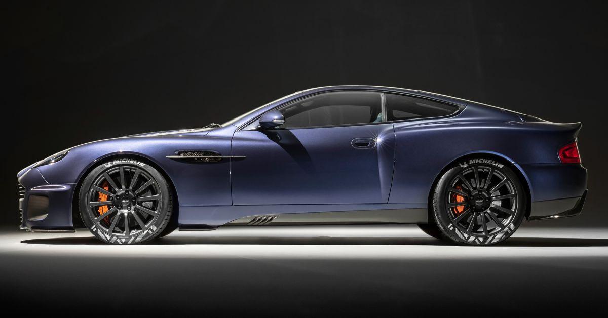 Aston Martin Vanquish Bản Giới Hạn Chỉ 25 Chiếc
