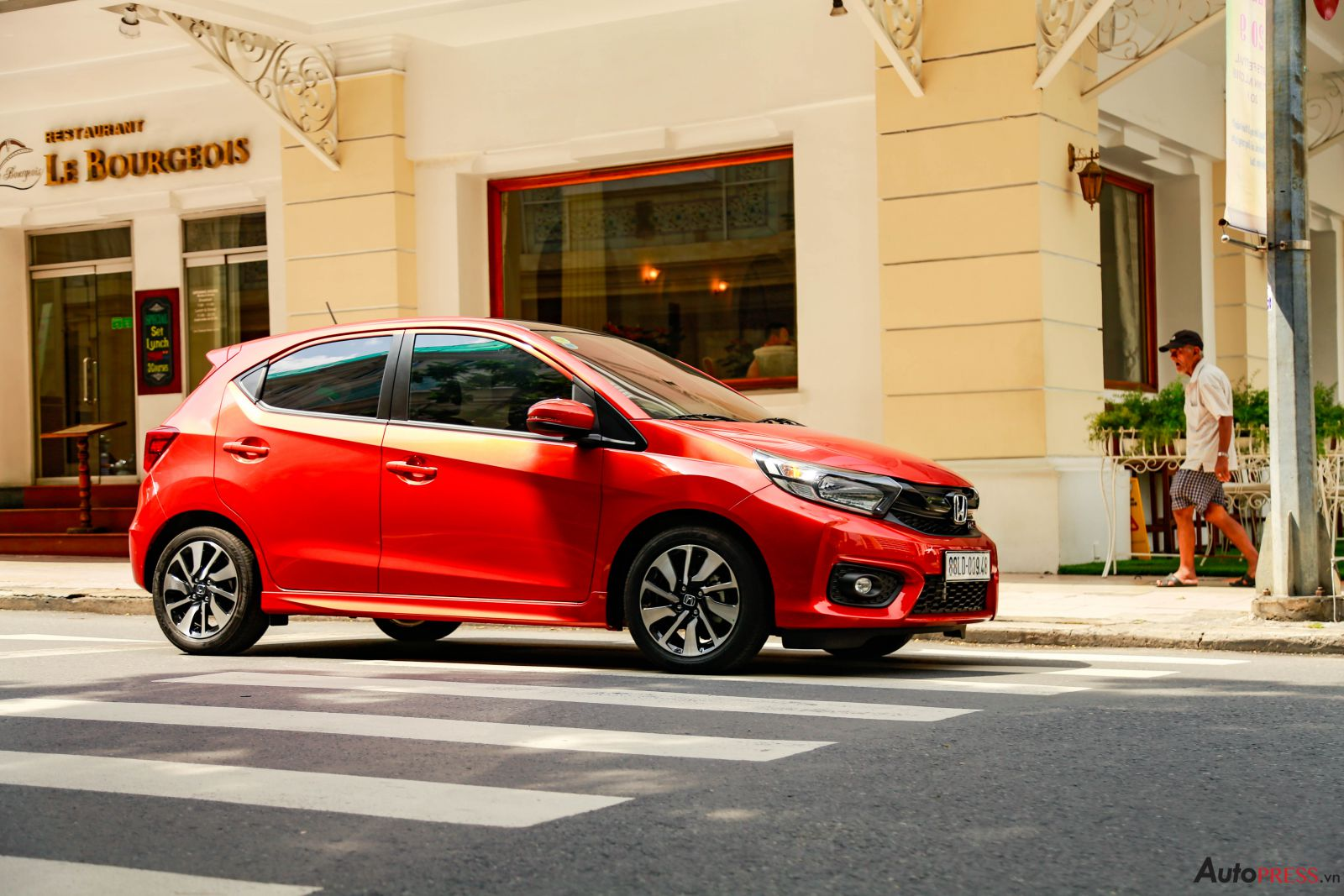 Xe Honda Brio 2019: Sự lựa chọn hợp lí dành cho đô thị