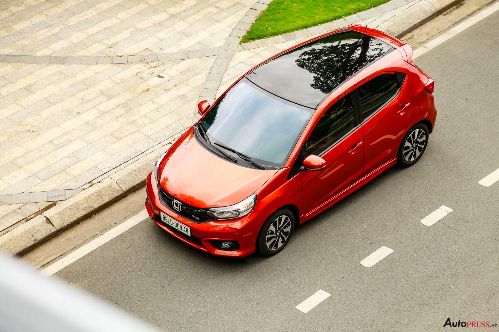 Honda Brio - Honda Ô tô Ninh Bình