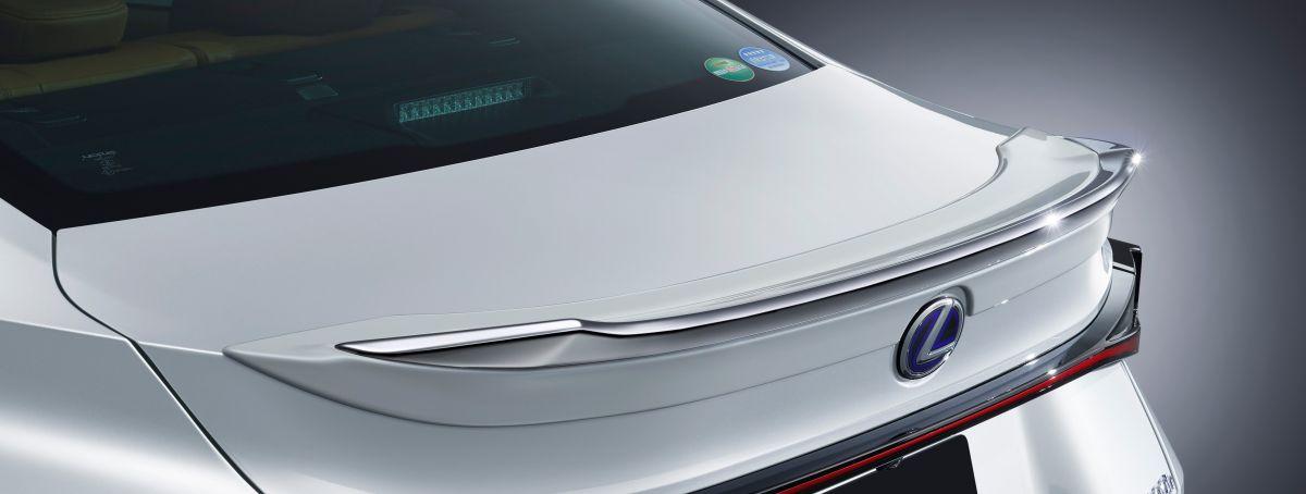 Lexus IS 2021 thêm hai gói trang bị thể thao TRD và Modellista